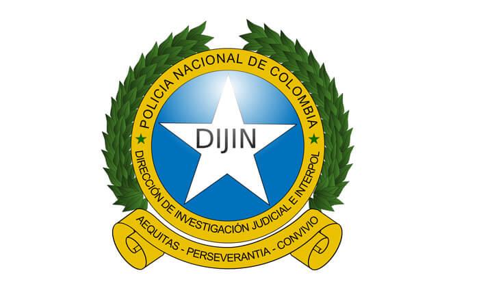 Dijin - Policia Nacional