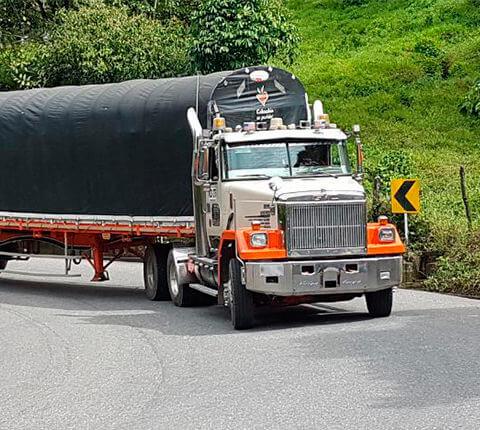 Transporte de Carga Serca