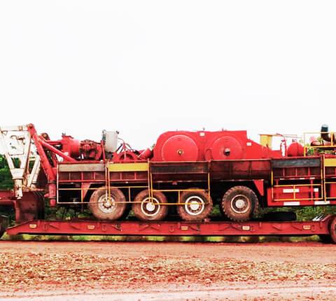 Cama altas petroleras